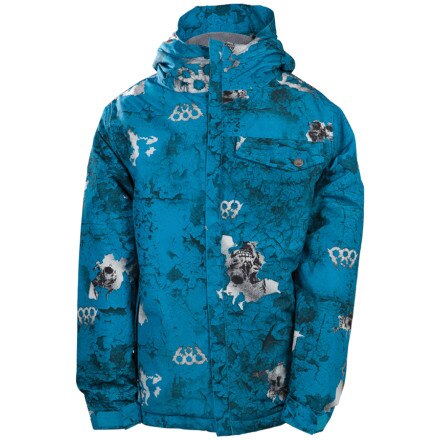 686 Mannual Chipped Insulated Jacket - Boys'