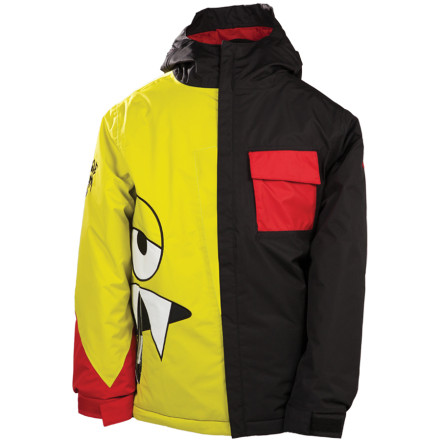 686 Snaggleface II Insulated Jacket - Boys'