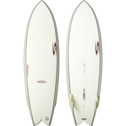 Shop for Surftech Quad Fish Surfboard