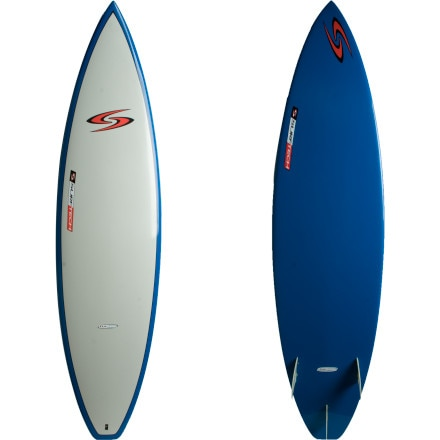 Surftech Randy French Squash Tail Surfboard