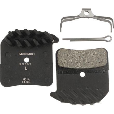 Shimano H01A Resin Disc Brake Pad - 2-Pack