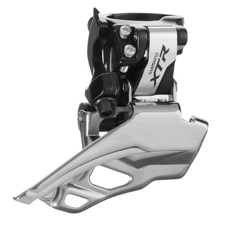 Shop for Shimano XTR FD-M986 Dyna-Sys Traditional Front Derailleur - Double