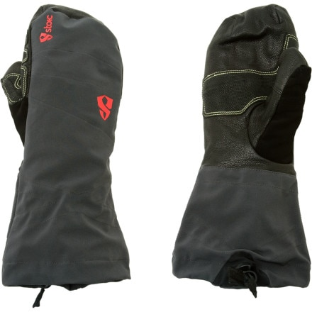 photo: Stoic Welder Gauntlet Mitt insulated glove/mitten
