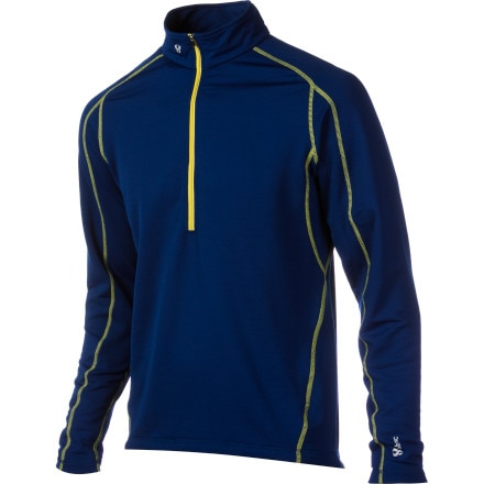 Stoic Merino Composite 1/4 Zip Top - Men's