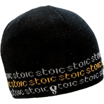 photo: Stoic Cardiff Beanie winter hat