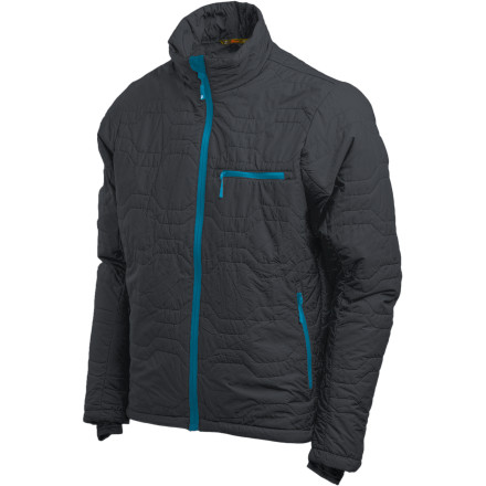 photo: Stoic Luft Insulated Sweater synthetic insulated jacket