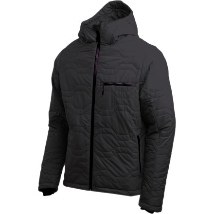 photo: Stoic Luft Hoody Insulated Sweater synthetic insulated jacket