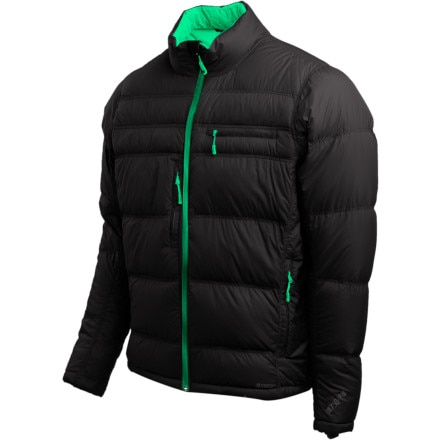 photo: Stoic Luft Down Sweater down insulated jacket