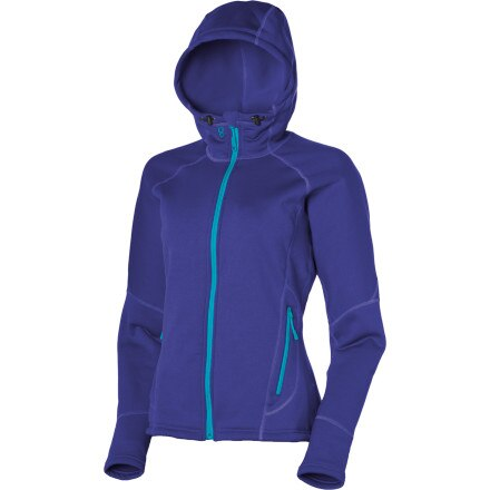 Stoic Breaker Fleece Hooded Jacket - Women's