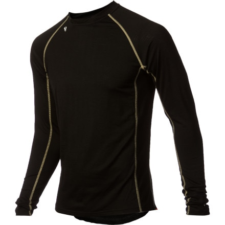 photo: Stoic Merino 200 Crew - Long Sleeve