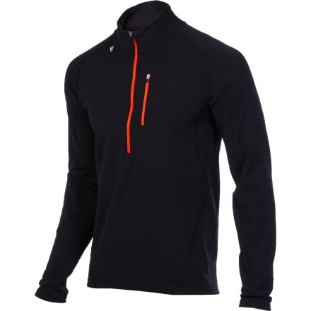 Stoic Breathe Composite Zip T - Men's