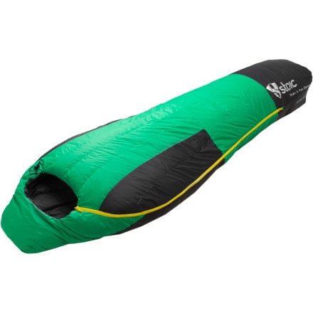 Stoic Vamp 30 Sleeping Bag: 30 Degree Down