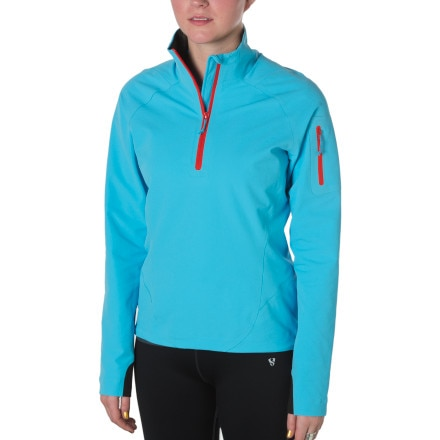 Stoic Microlith Softshell Pullover - Women's