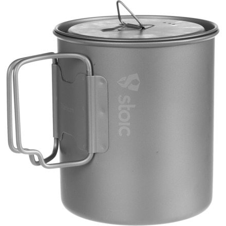 photo: Stoic Ti Kettle