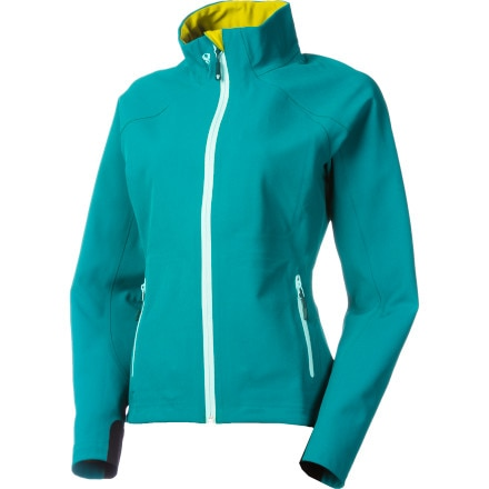 Stoic Monolith Softshell Jacket - Women's