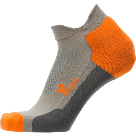Stoic Synth Trail No-Show Sock - 4-Pack