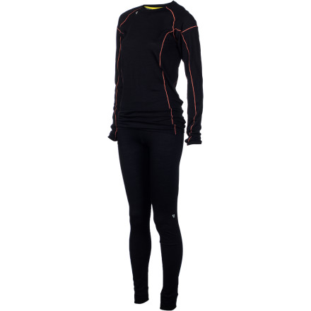 photo: Stoic Women's Alpine Merino 150 Crew - Long-Sleeve