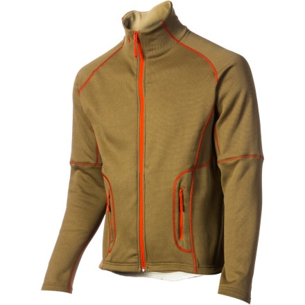 photo: Stoic Power Stretch Fleece Jacket fleece jacket