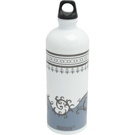 Sigg Lifestyle Water Bottle - Screw Top - 1.0L
