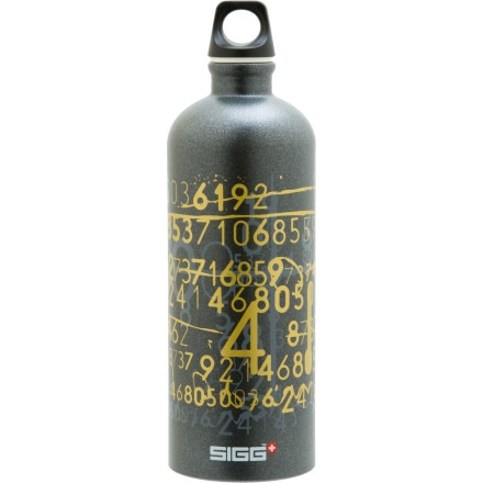 photo: SIGG Design Bottle 1.0L water bottle
