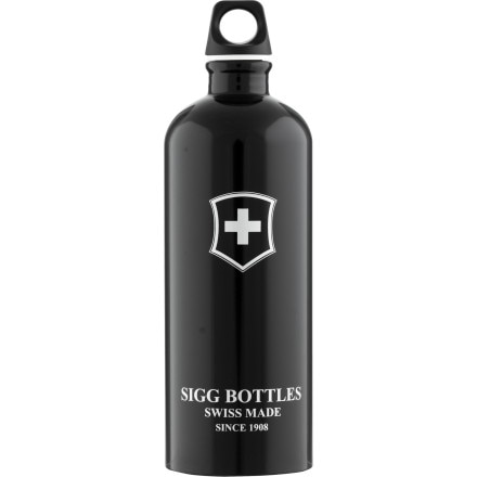 photo: SIGG Wide Mouth Water Bottle - 1.0L
