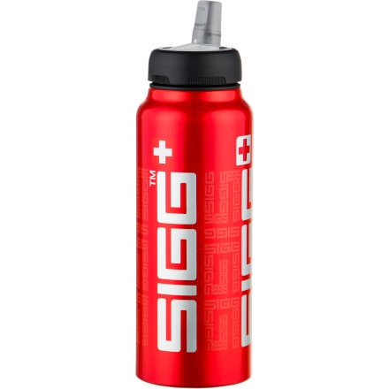Sigg SIGGnificant Active Top Water Bottle - 1.0L