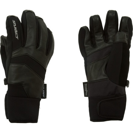 photo: Seirus Men's Xtreme Edge All Weather Glove soft shell glove/mitten