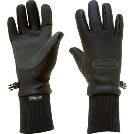 photo: Seirus Women's All Weather Glove soft shell glove/mitten