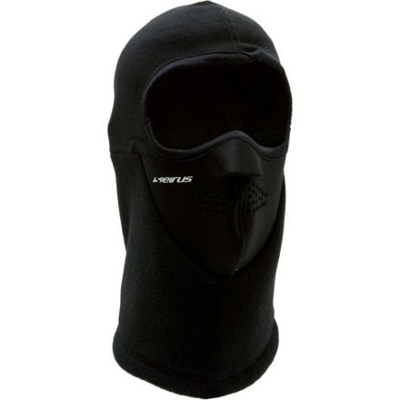 photo: Seirus Combo TNT Headliner balaclava