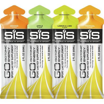 Science in Sport GO Isotonic Gels