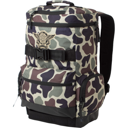 Skullcandy MITW Skate Backpack