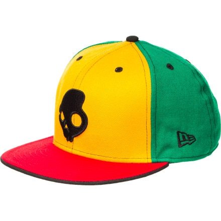 Skullcandy Team New Era 9Fifty Snap-back Hat