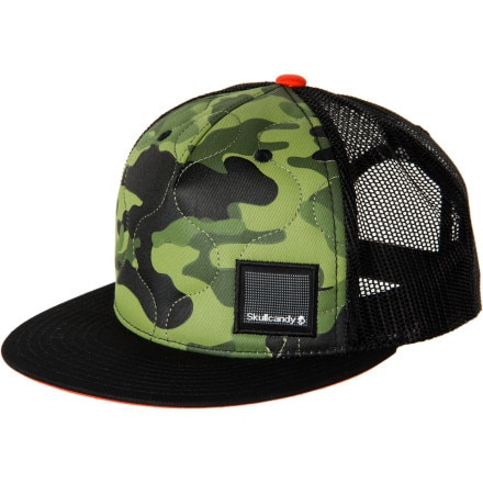 Skullcandy Camo Trucker Hat