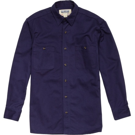 Stormy Kromer Mercantile Twill Shirt - Long-Sleeve - Men's
