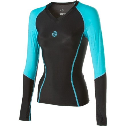 SKINS Women's Long Sleeve Top