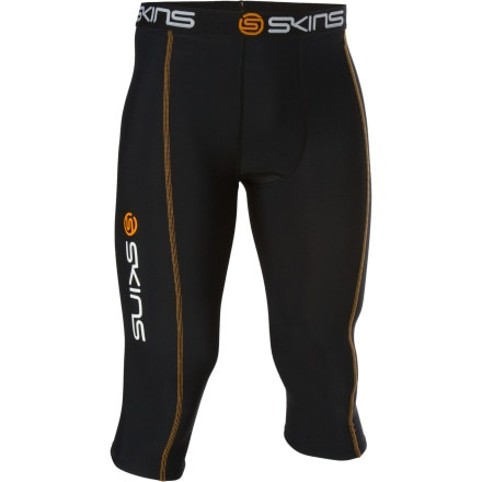photo: Skins Men's Snow Thermal 3/4 Tight performance pant/tight