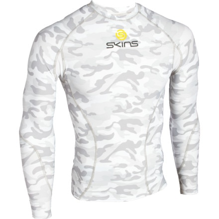 photo: Skins Snow Top - Long-Sleeve long sleeve performance top