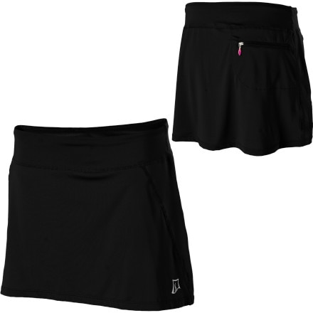 photo: Skirt Sports Marathon Girl Ultra Skirt active short