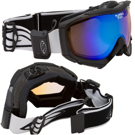 Smith Prodigy Turbo Fan Series Goggles
