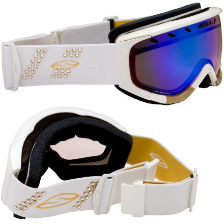 Smith Phenom Crystallized Series Goggles
