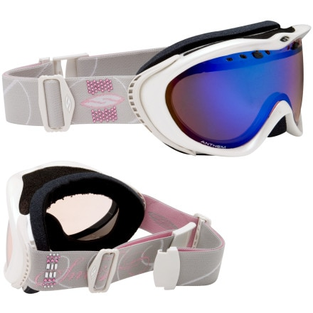 Smith Anthem Crystal Edition Goggles