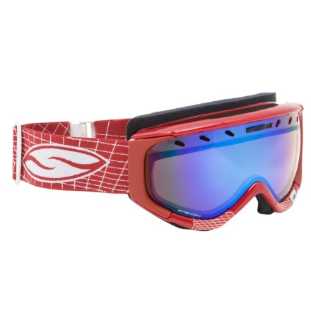 Smith Phenom Spherical Series Goggles - Mirror Lens