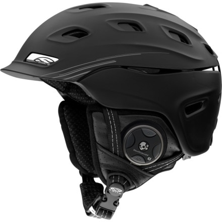 photo: Smith Vantage Audio Helmet snowsport helmet