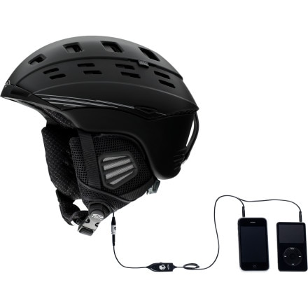 Smith Variant Audio Helmet