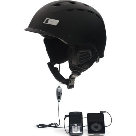 Smith Hustle Audio Helmet