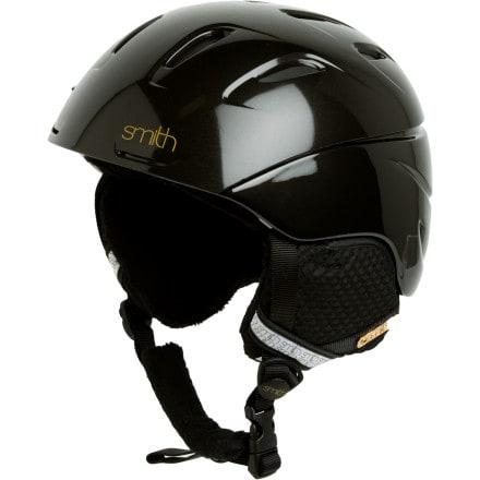 photo: Smith Intrigue Audio Helmet snowsport helmet