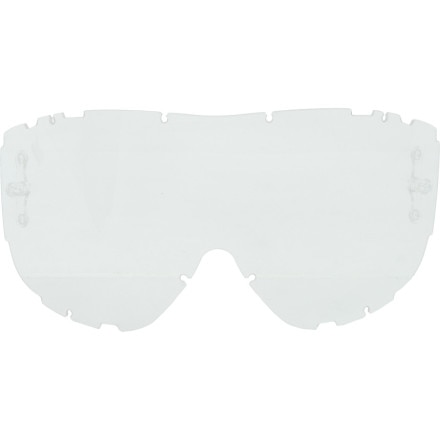 Smith Piston MX Goggle Replacement Lens