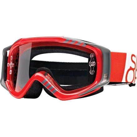 photo: Smith Fuel v.2 Sweat X goggle