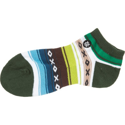 Stance Half Commando Skate Sock - Boys'