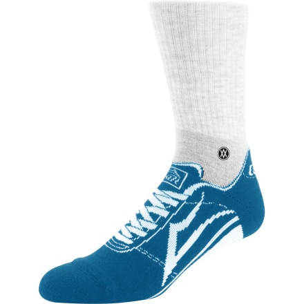 Stance Gripper Cush Skate Sock - Men's